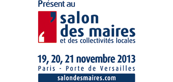 Salon des maires et des collectivites locales le groupe for Inscription salon des maires